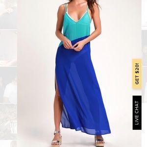 Lulu's coverup dress
